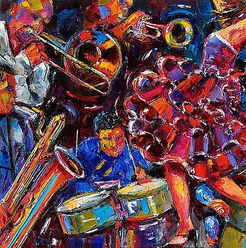 Dance Latino by Debra Hurd