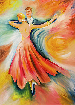 Dance Me to the end of time by Itzhak Richter