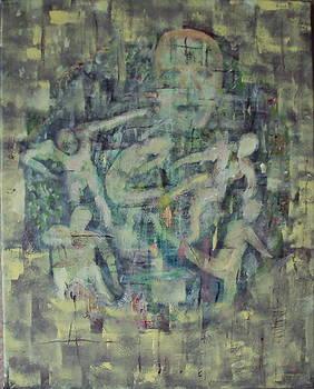 Dance of life by Rene  Kier