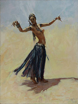 Dance of Many Seasons by Gavin Calf