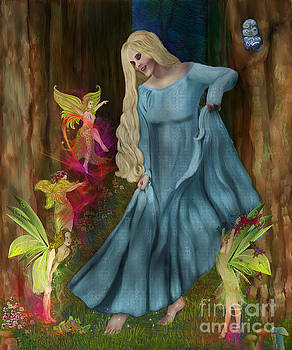 Dance Of The Fairies by Sydne Archambault