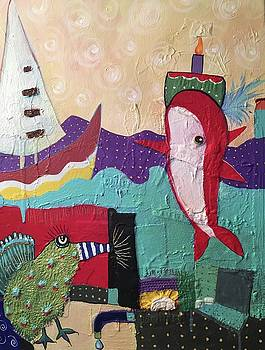 Dance of The Salish Sea by Sherry Leigh Williams
