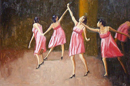 Dance by Tate Hamilton