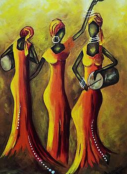 Dance to the music of life by Marietjie Henning