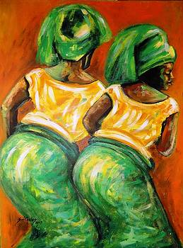 Dance to the rhythm by Olaoluwa Smith