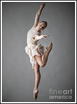 Dancer 1 by Michael Edwards