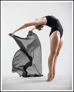 Dancer 2 by Michael Edwards