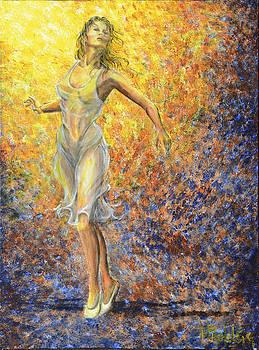 Dancer Away by Nik Helbig