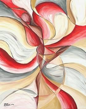 Dancer II by Rowena Finn
