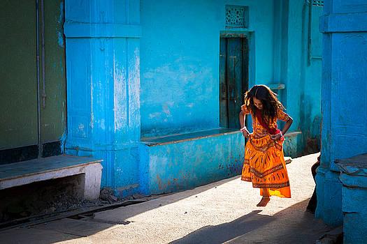 Dancer In The Light by Marji Lang