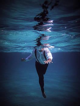 Dancer Man by Gemma Silvestre