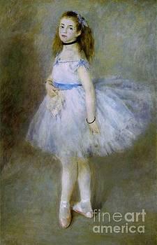Renoir - Dancer