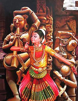 Dancer by S Murthy