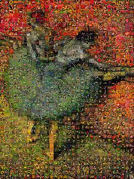 Dancers at The Bar by Gilberto Viciedo