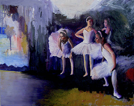 James Gallagher - Dancers Backstage