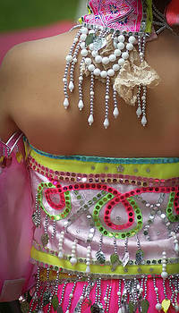 Dancer's Beadwork by Darlene Smithers