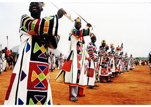 Muyiwa OSIFUYE - Dancers Northern Nigeria