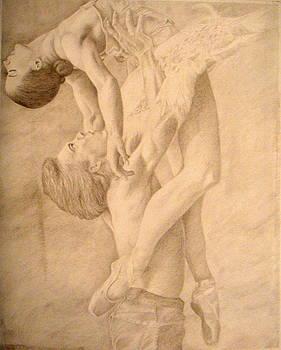 Dancers by Sarabeth Kett