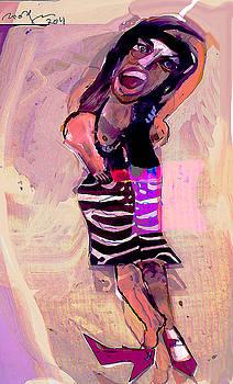 Dancin by Noredin Morgan