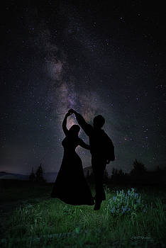 Dancing Beneath a Night Sky by Ericamaxine Price