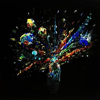 Dancing Cells by Dalal Farah Baird