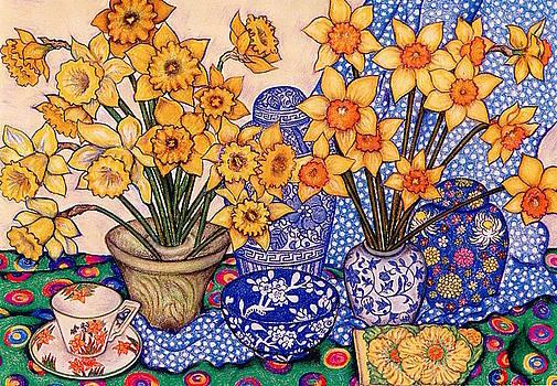 Richard Lee - Dancing Daffodils