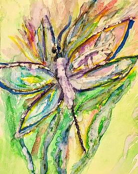 Dancing Dragonfly by Amy Drago