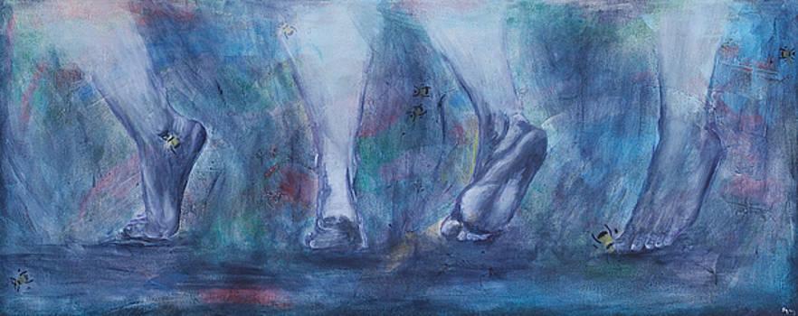 Sara Young - Dancing Feet
