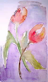 Dancing Flowers by Tara Bennett