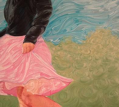 Dancing Girl by Bridget Bruneau