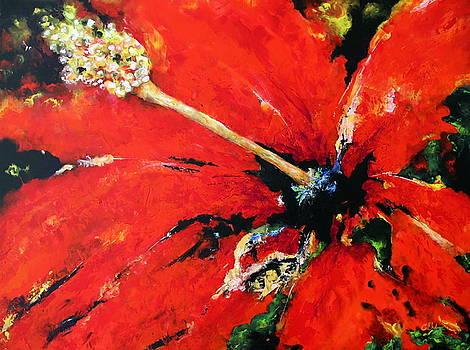 Dancing in Red by Cheryl Ehlers