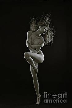 Dancing in the dark. by Andy Bradley
