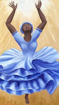 Dancing in the Light  by Velma Serrano
