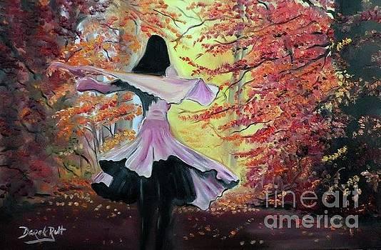 Derek Rutt - Dancing Into Autumn