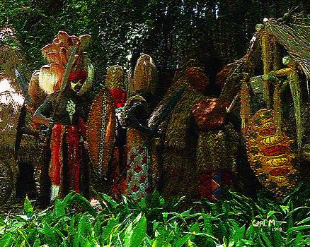 Mickey Wright - Dancing Natives