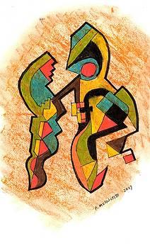 Dancing by Paul Meinerth