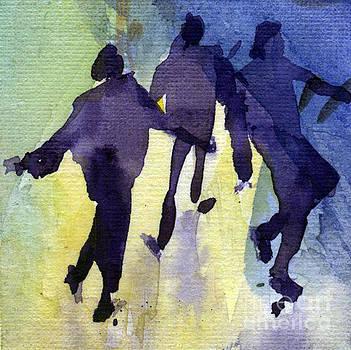 Dancing People by Natalia Eremeyeva Duarte