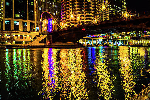 Dancing River Light by Eric Formato