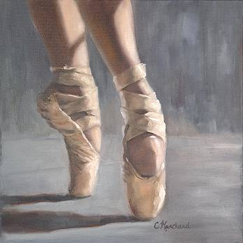Dancing Shoes by Catherine Marchand