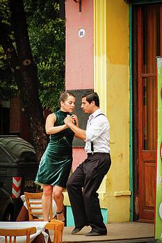 Silvia Bruno - Dancing Tango