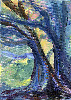 Dancing Trees by Delorse Lovelady