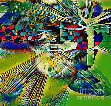Dancing Under the Mapletree by Diana Mary Sharpton