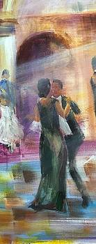 Dancing by Vesna Delevska