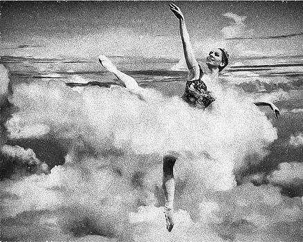 Dancing with the Clouds by Beverly Hanson