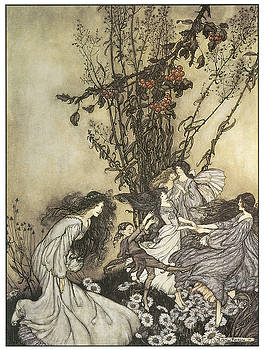 Arthur Rackman - Dancing with the Fairies