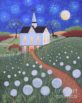Dandelion Moon by Mary Charles