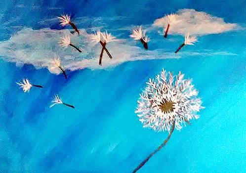 Dandelion Spirit by Angie Baker