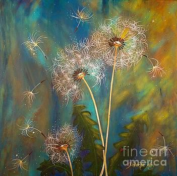 Dandelion Wishes by Deborha Kerr