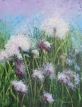 Dandelions by Beth Maddox