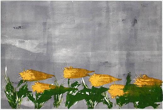 Dandelions by Michelle Fattibene